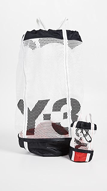 Y-3 Icon Sack Bag