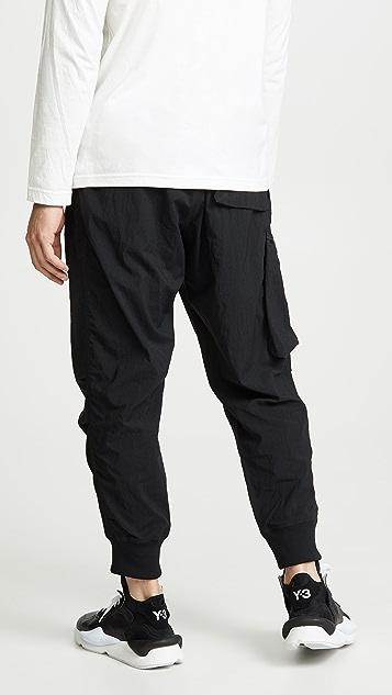 Y-3 M Nylon Cargo Pants