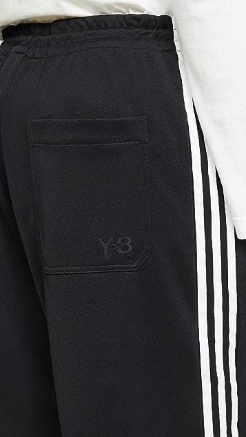 Y-3 M3 STP Track Shorts