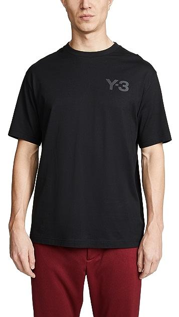 Y-3 M  Logo Tee