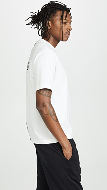 Y-3 M Signature Graphic Tee