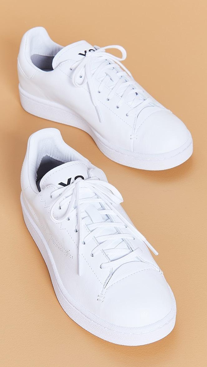 Y-3 Yohji Court Sneakers | SHOPBOP