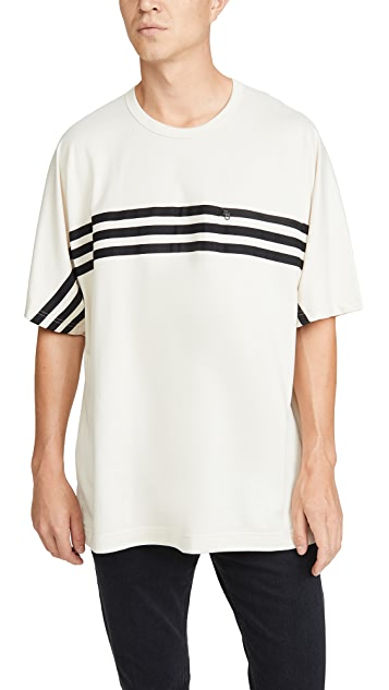 Y-3 Short Sleeve Packable Tee