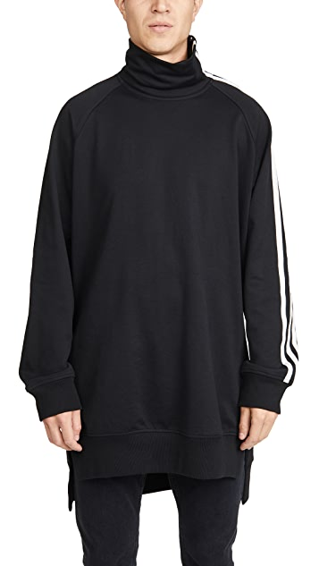 Y-3 High Neck Sweater