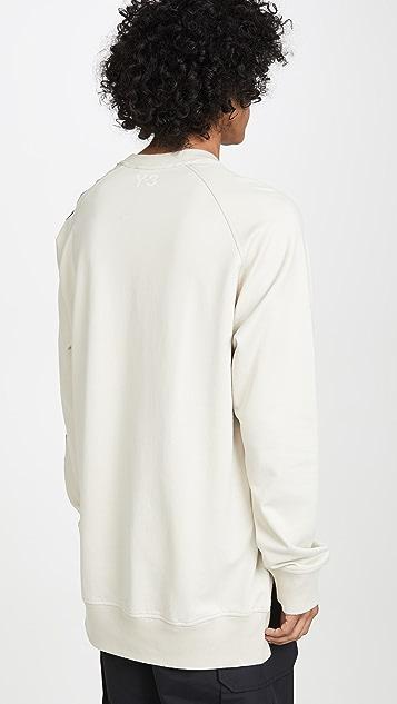 Y-3 Crew Neck Sweater