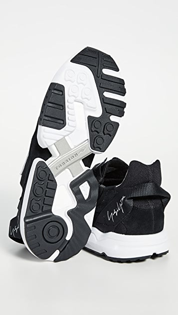 Y-3 Torsion Sneakers