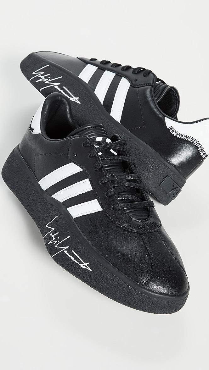 Y-3 Tangutsu Football Sneakers | EAST DANE
