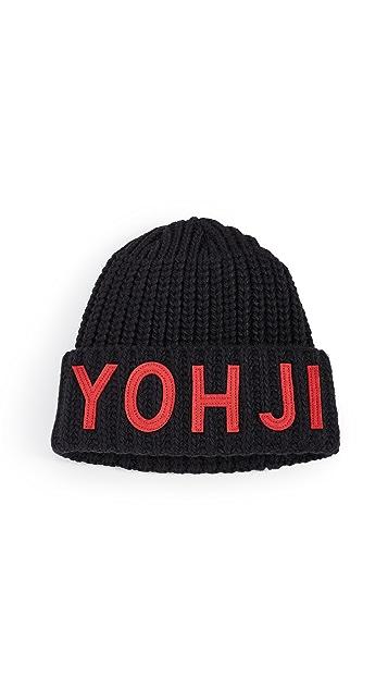 Y-3 Yohji Beanie