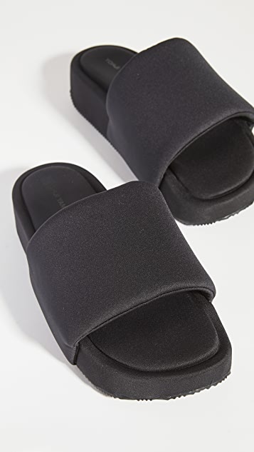 Y-3 Solid Slides