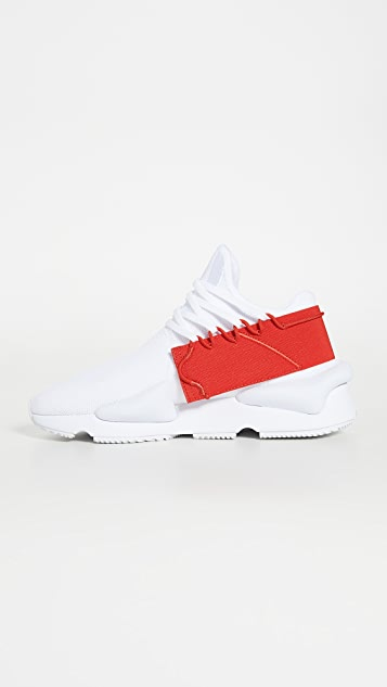Y-3 Kaiwa Knit Sneakers