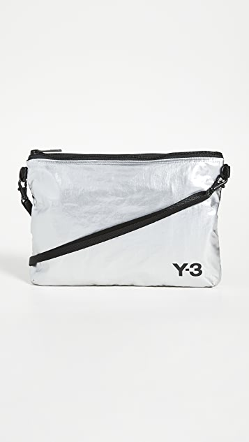 Y-3 Sacoche Bag