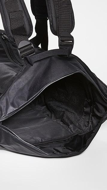 Y 3 Hybrid Duffel Bag Backpack East Dane