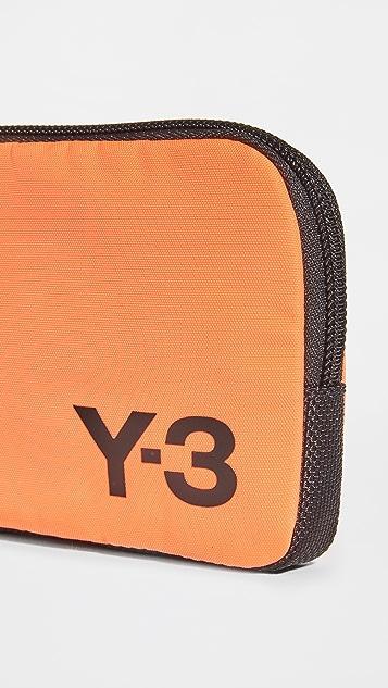 Y-3 Carabiner Pouch