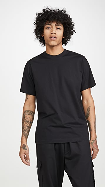 Y-3 Yohji Embroidered Logo T-Shirt
