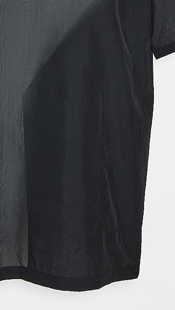 Y-3 Mesh Oversized T-Shirt