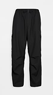 Y-3 Winter Wool Cargo Pants