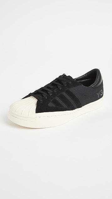 Y-3 Y-3 Yohji Star Sneakers