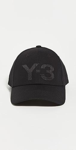 Y-3 - Y-3 Classic Logo Cap