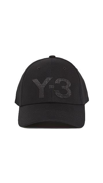 Y-3 Y-3 Classic Logo Cap