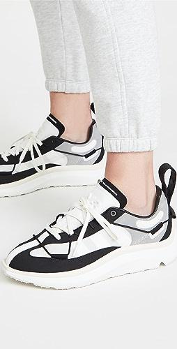 Y-3 - Y-3 Shiku Run Sneakers