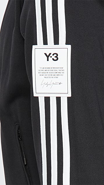 Y-3 3 Stripe Track Jacket