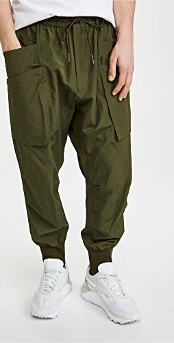Y-3 - Classic Light Ripstop Utility Pants