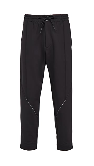 Y-3 Cover Pants Knit Shell
