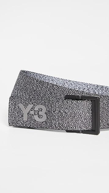 Y-3 Y-3 Reflective Belt