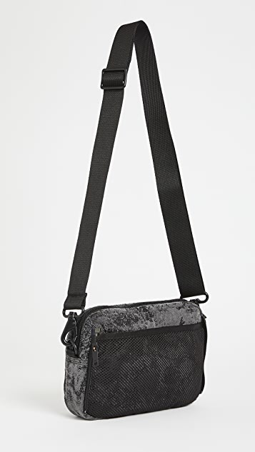 Y-3 Y-3 Reflective Sling Bag