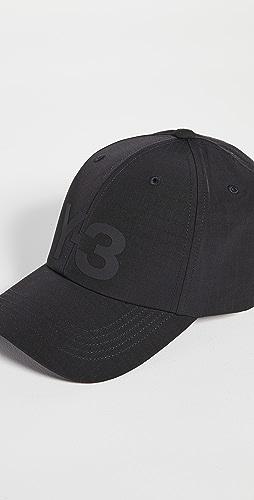 Y-3 - Y-3 Ripstop Logo Cap