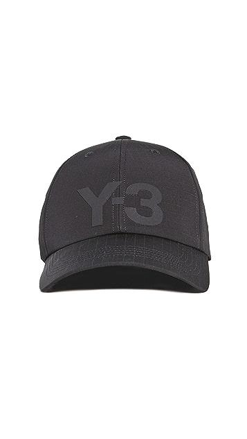 Y-3 Y-3 Ripstop Logo Cap