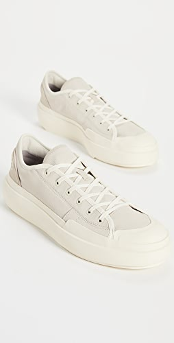 Y-3 - Y-3 Classic Court Low V1 Sneakers