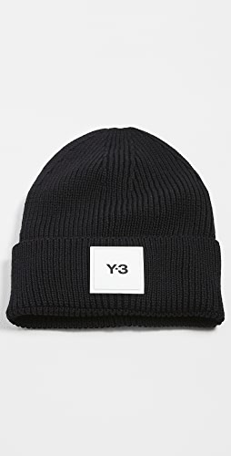 Y-3 - Y-3 Merino Wool Beanie