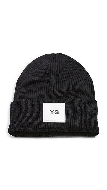 Y-3 Y-3 Merino Wool Beanie