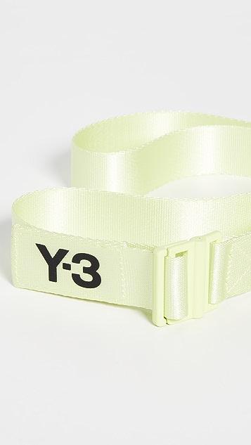 Y-3 Y-3 Cl L Belt