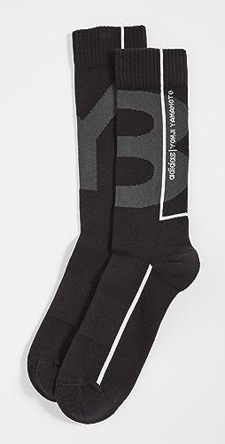 Y-3 - Y-3 Logo Socks