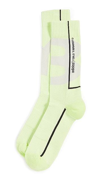 Y-3 Y-3 Logo Socks