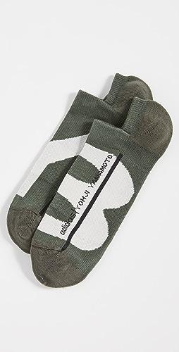 Y-3 - Y-3 No Show Socks