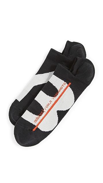 Y-3 Y-3 No Show Socks