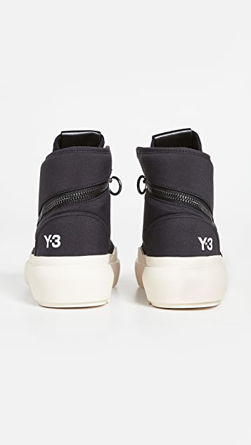 Y-3 Y-3 Classic Court High V1 Sneakers