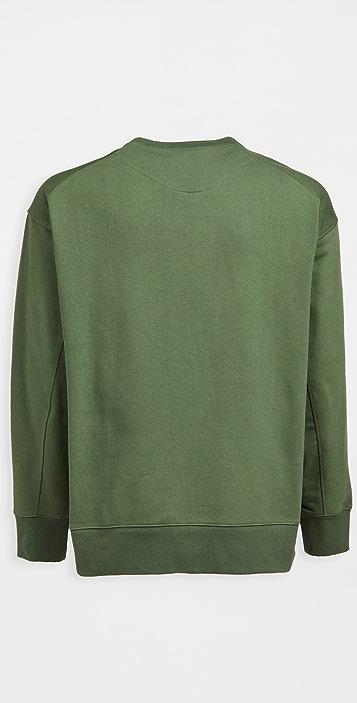 Y-3 M Classic Chest Logo Sweatshirt