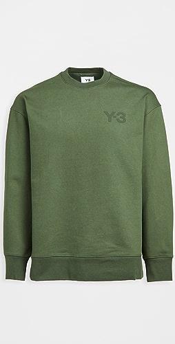 Y-3 - M Classic Chest Logo Sweatshirt