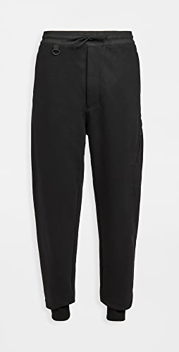 Y-3 - Classic Terry Utility Pants