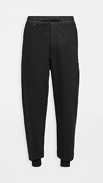 Y-3 Classic Terry Utility Pants
