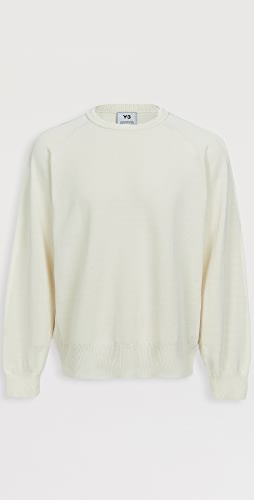 Y-3 - Classic Knit Crew Sweater