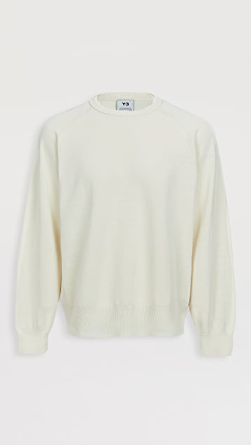 Y-3 Classic Knit Crew Sweater