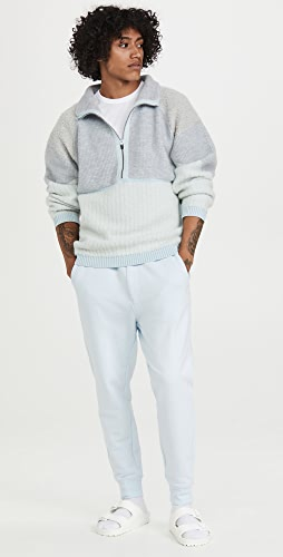 Y-3 - Classic Terry Cuffed Pants