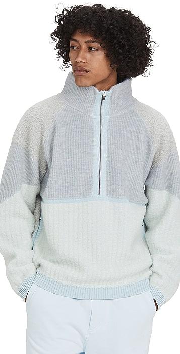 Y-3 M Ch2 Winter Knit Sweater