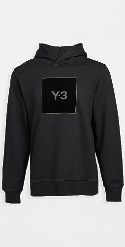 Y-3 - U Square Logo Hoodie