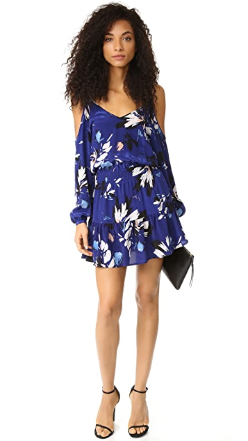 Yumi Kim Cold Shoulder Dress